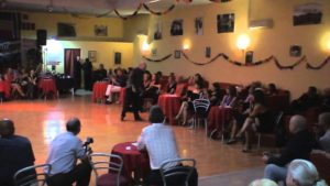 climb up the social ladder in tango