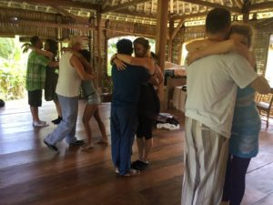 Embrace and Connection in Focus – Tango Meditation