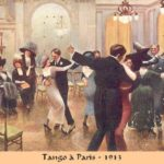 Alienation of a culture , Yoga and Tango in comparison